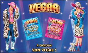FDJ publicité Vegas