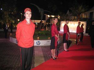 Les Grooms du Festival de Cannes 2010