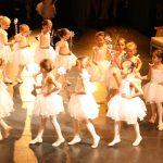 Rim danse : petites fées en scène