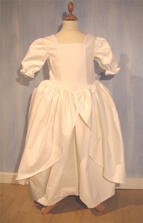Salon du chocolat Vaux le Vicomte costume de fille nu