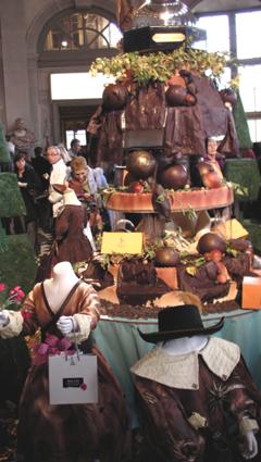 Salon du chocolat Vaux le Vicomte