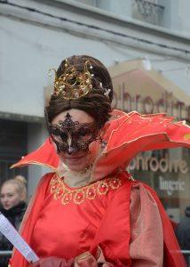 Carnaval vénitien de Longwy : détails