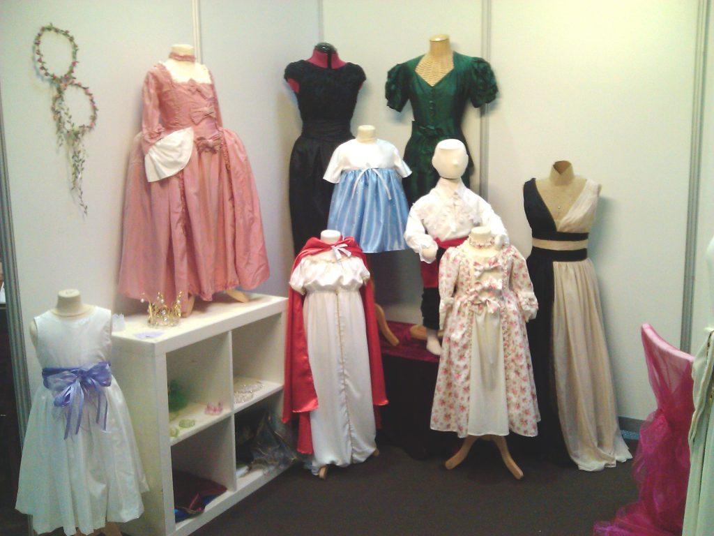 Exemples de tenues