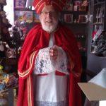 Costume de Saint Nicolas pour les Vitrines de Nancy