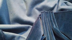 plissage des plis canons