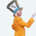 Chapeau en Fosshape réalisé par l'atelier