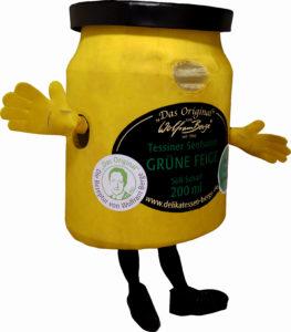 mascotte sauce Wolfram Berge