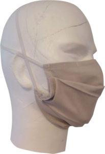 masque coton UNS2 profil